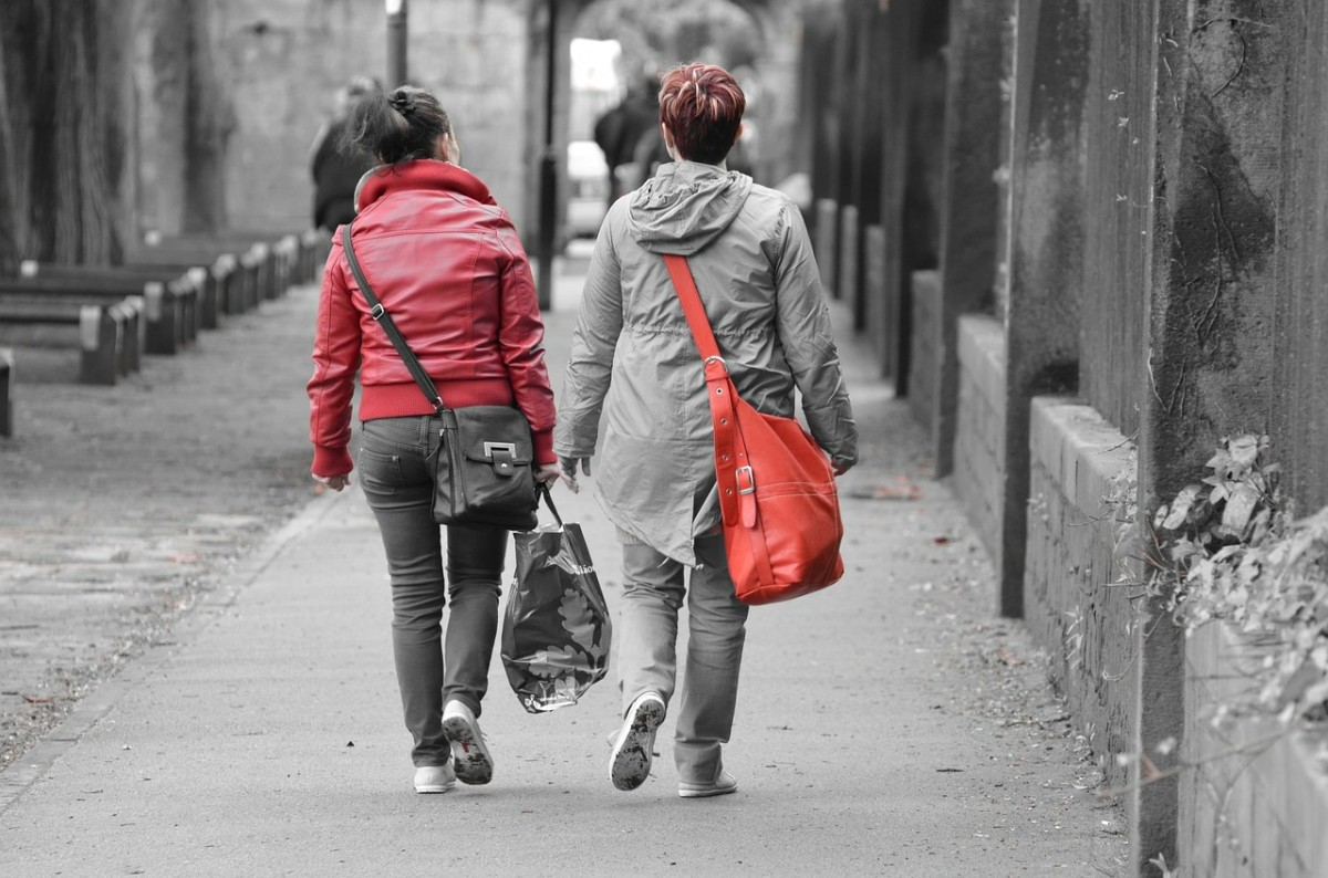 Packing up and leaving an abusive relationship takes courage. Your friend will need your non-judgmental support when she is ready to make a change on her own terms.