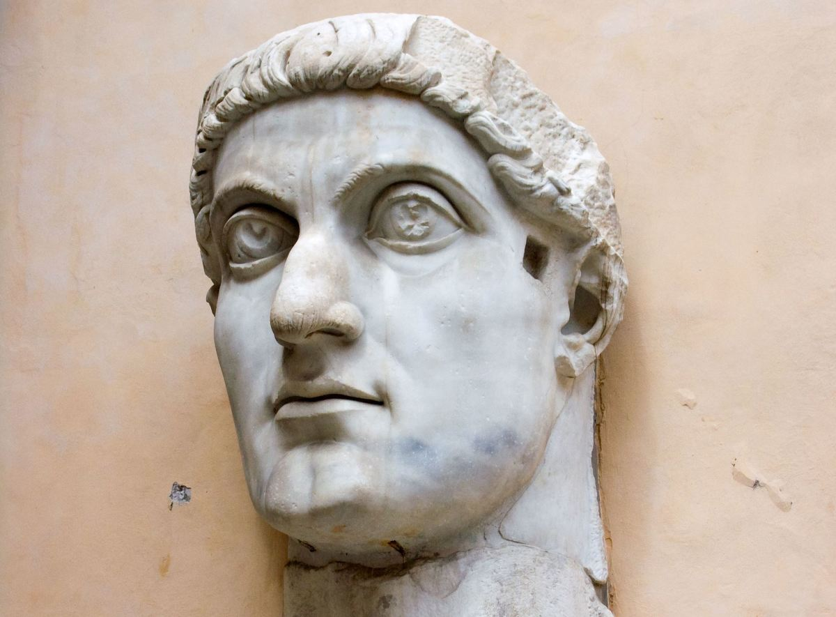 Emperor Constantine the Great