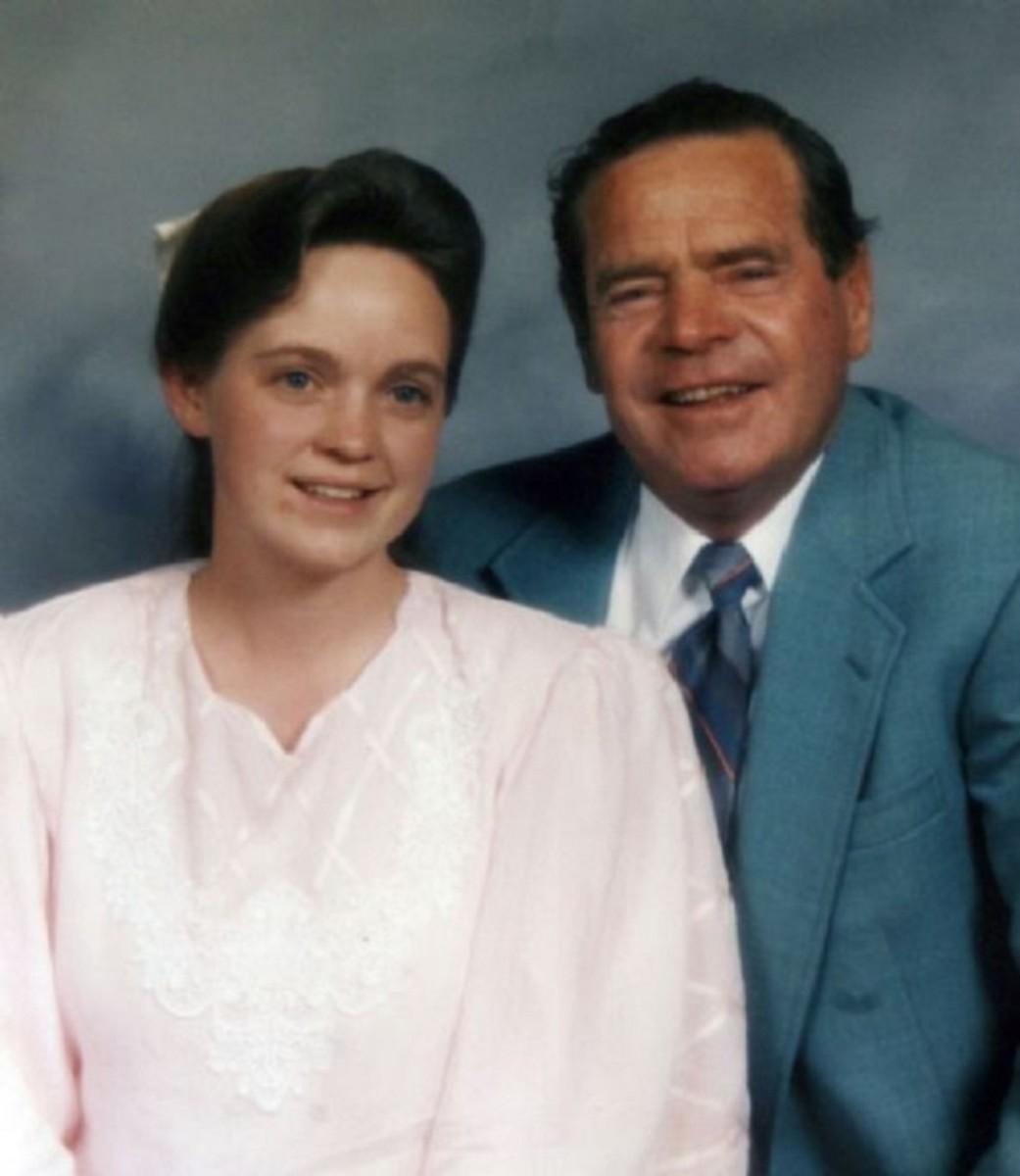 Merril and Carolyn Jessop