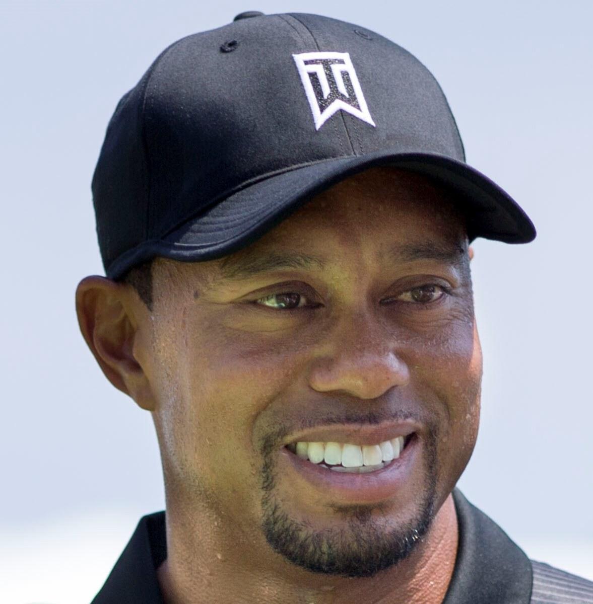 Tiger Woods: born December 30th 1975