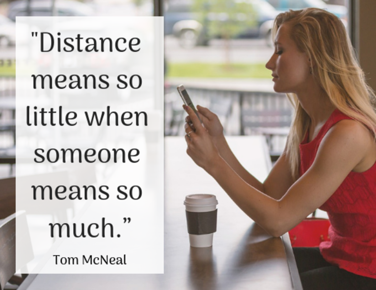 Take the time to talk to each other each day.