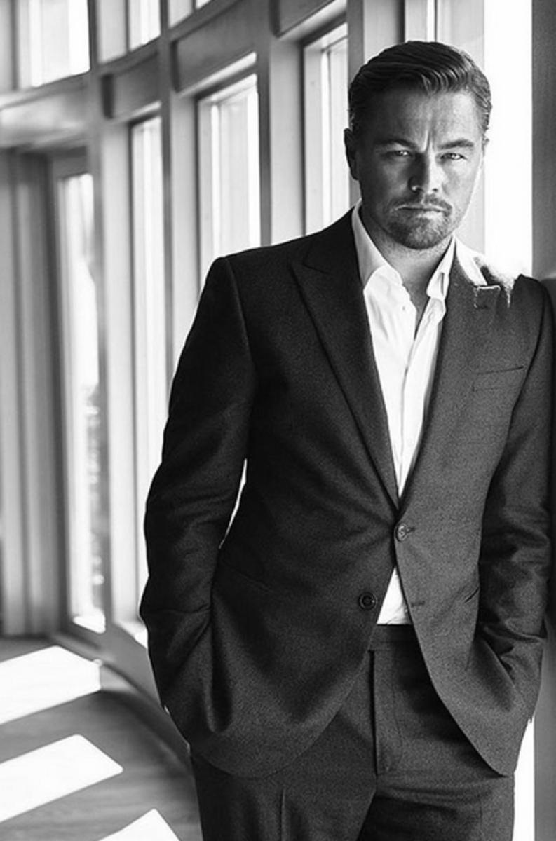 Leonardo DiCaprio (November 11, 1974)