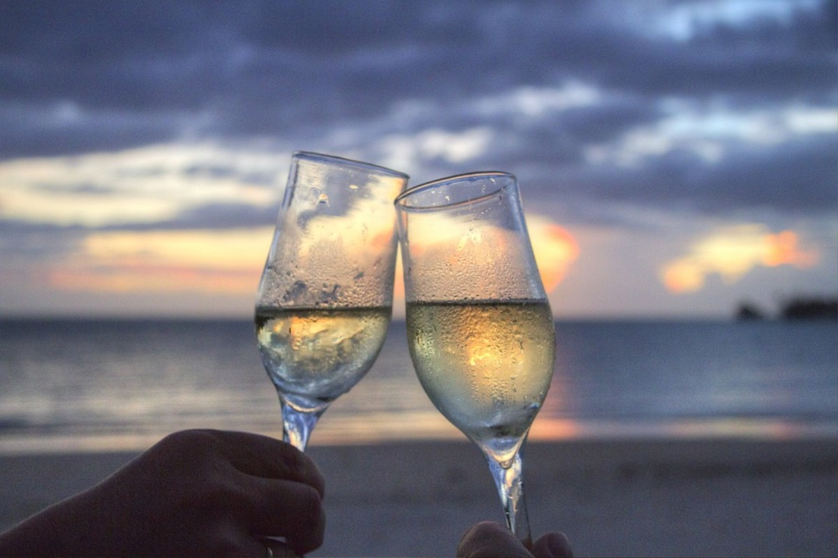 Instead of moping around at home, have a glass or two with someone who DOES want you.