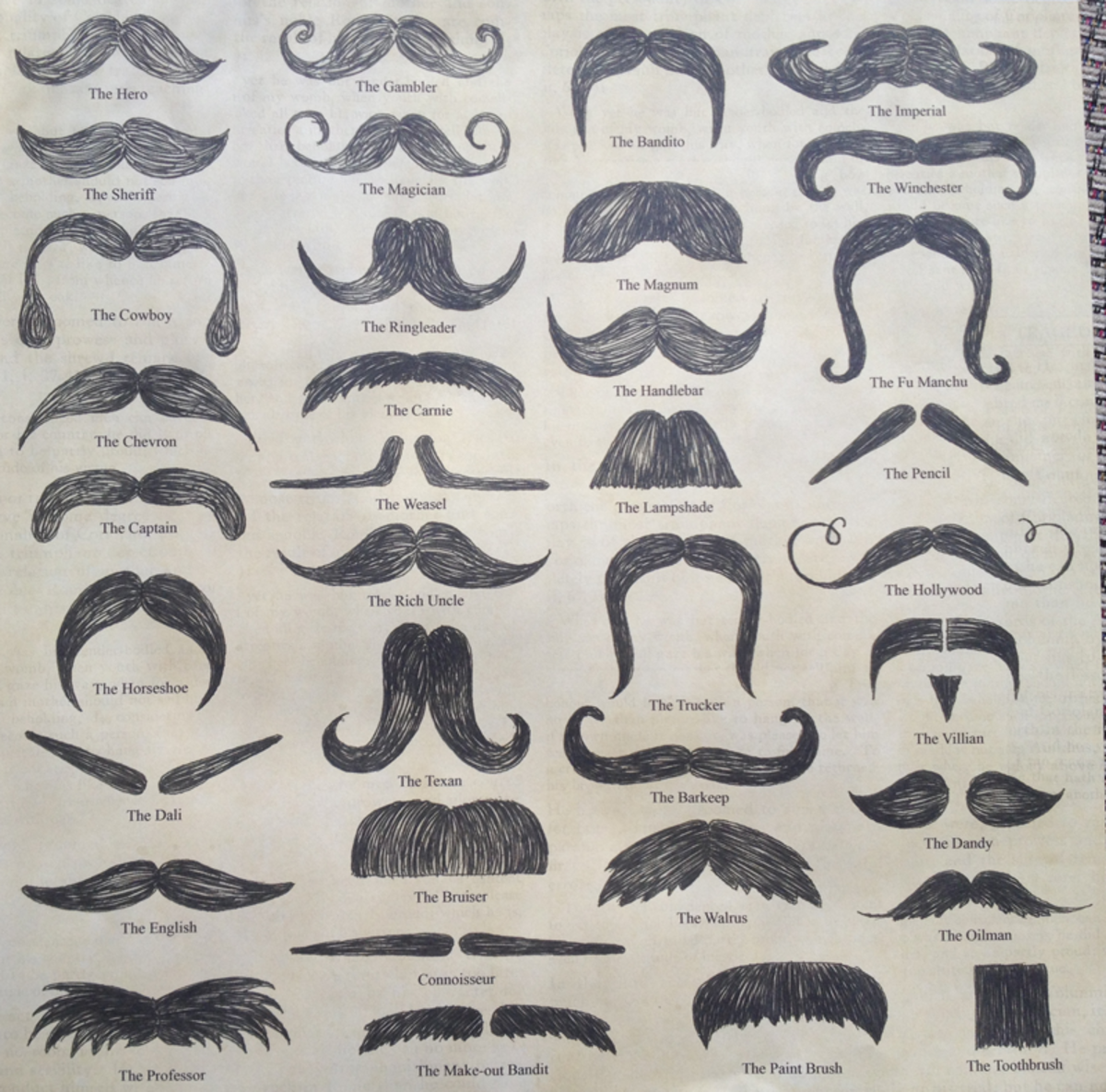 Mustache Ideas for Pumpkins