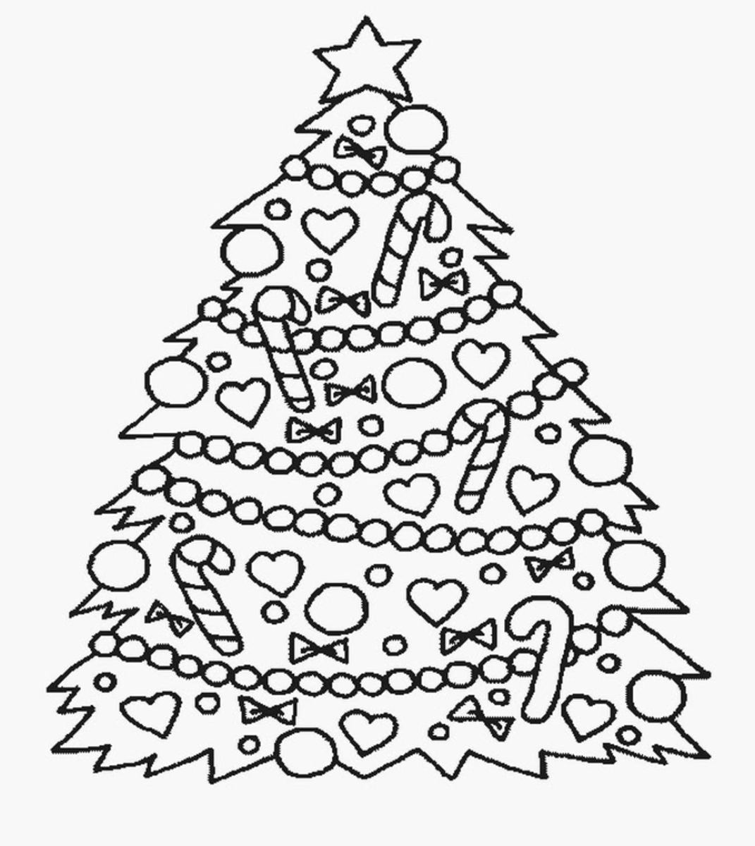 Online Christmas Coloring Book Printables  Holidappy