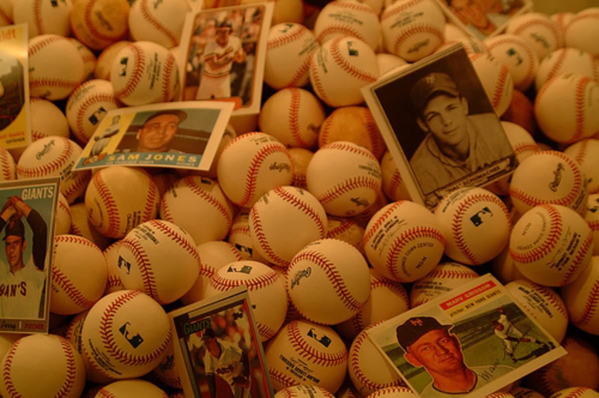 Granpop's sports jackpot!