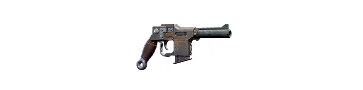 Repeater Pistol