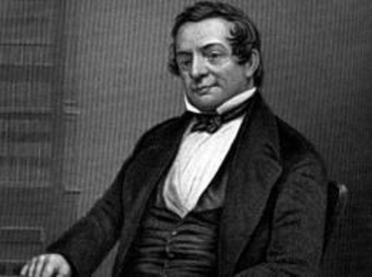 Washington Irving 1783 - 1859