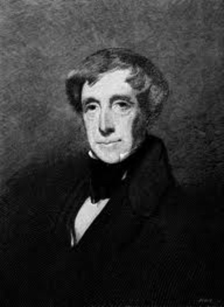 Dr. Clement Clarke Moore 1779 - 1863
