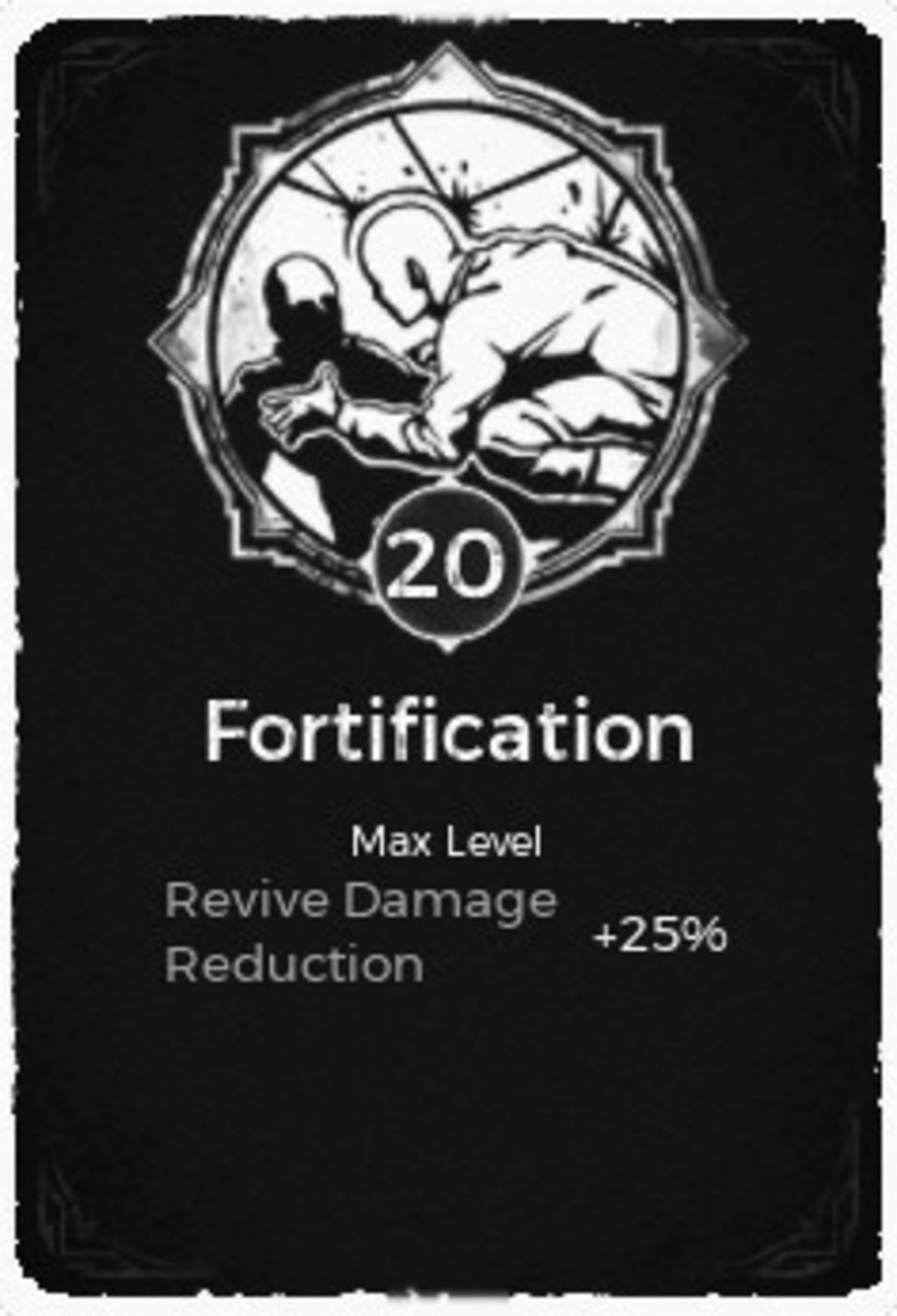 Fortification Trait