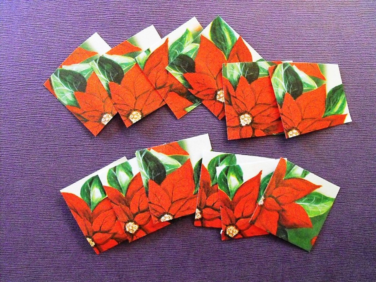 Tea Bag Folding: A Flat Unit Origami Craft   FeltMagnet   390x520