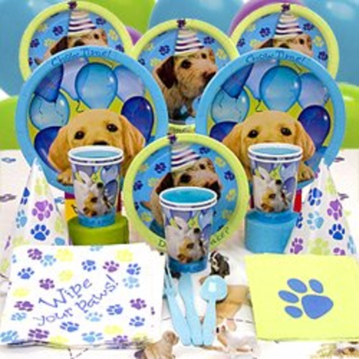Puppy Dog Party Box