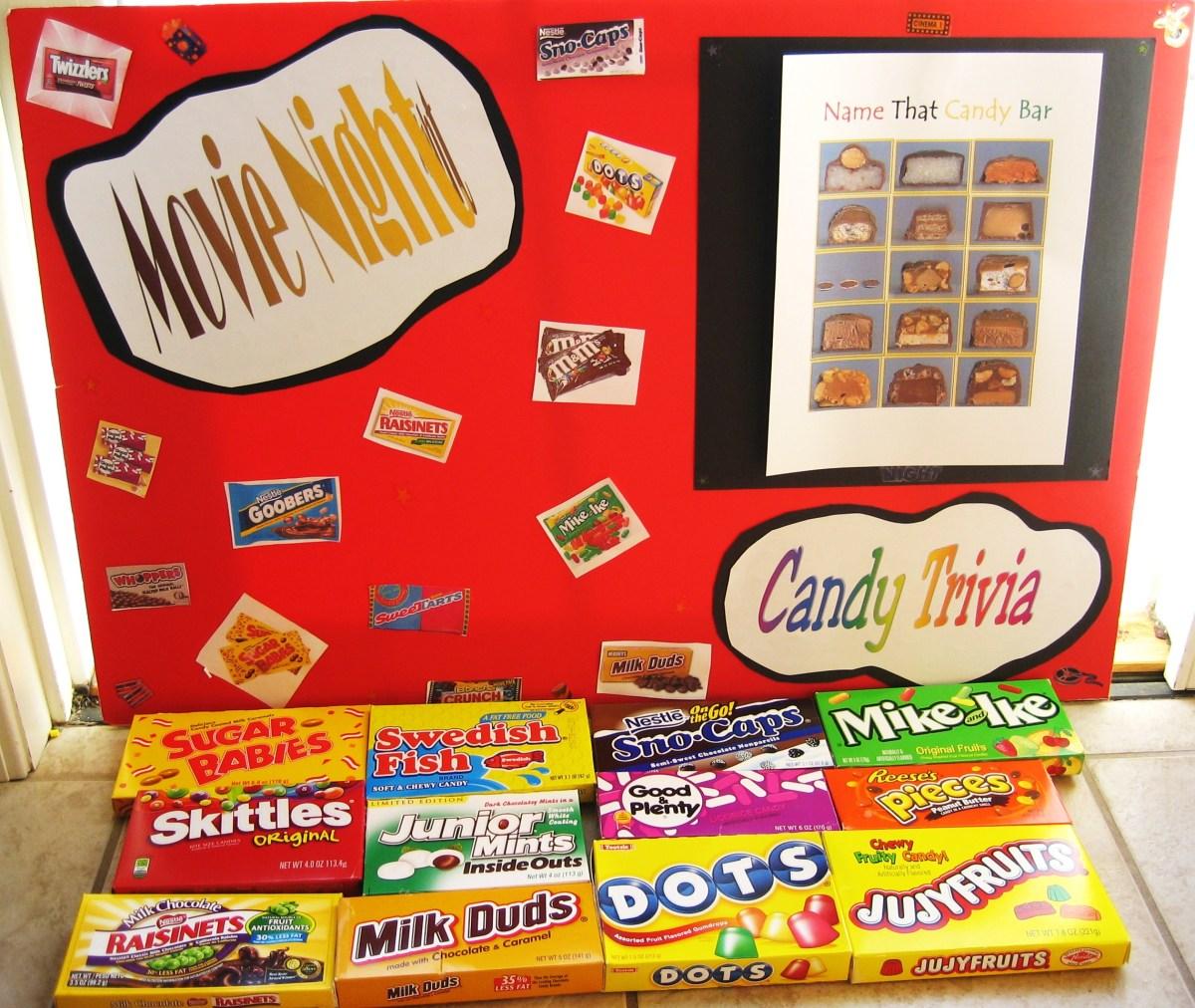 Candy Bar Trivia