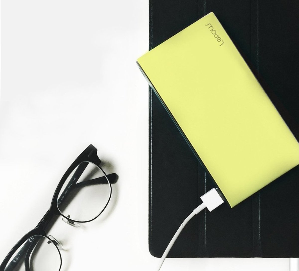 Very sleek, slim and lightweight portable charger for the mom on the go.