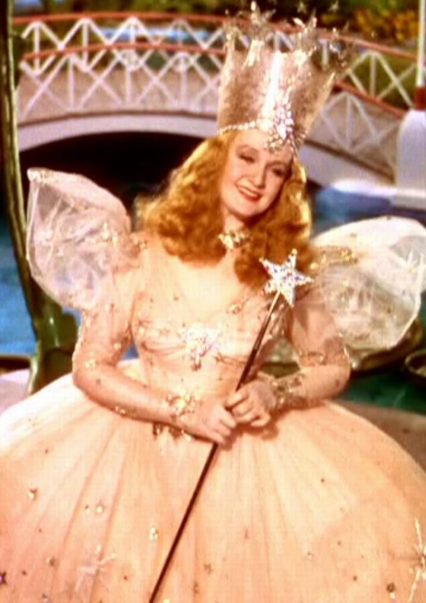 Billie Burke as Glinda in 1939