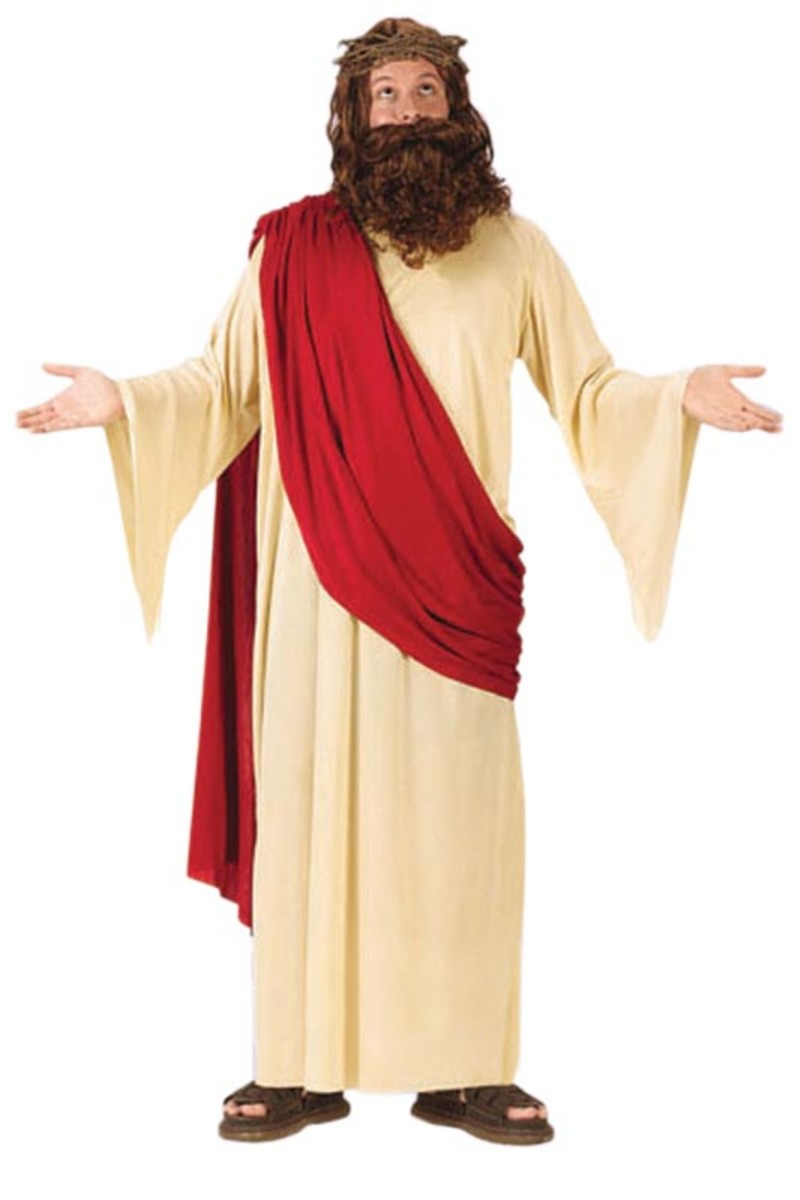 Prophet or Jesus costume