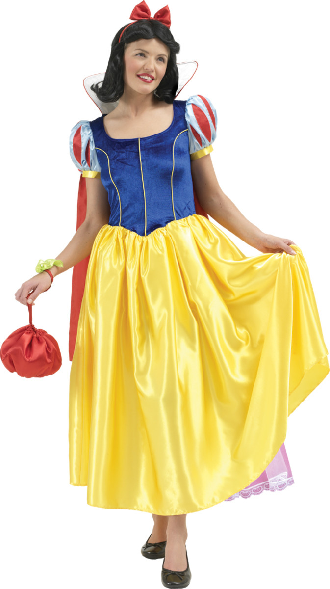 Princess - Snow White Costume