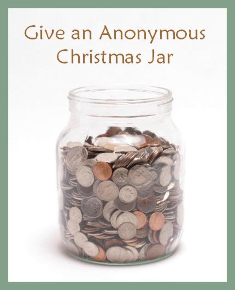 The Christmas Jar—small savings, big impact.
