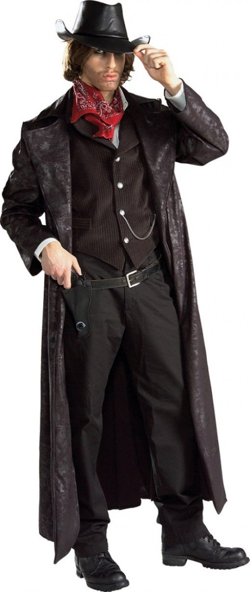 Gunslinger costume