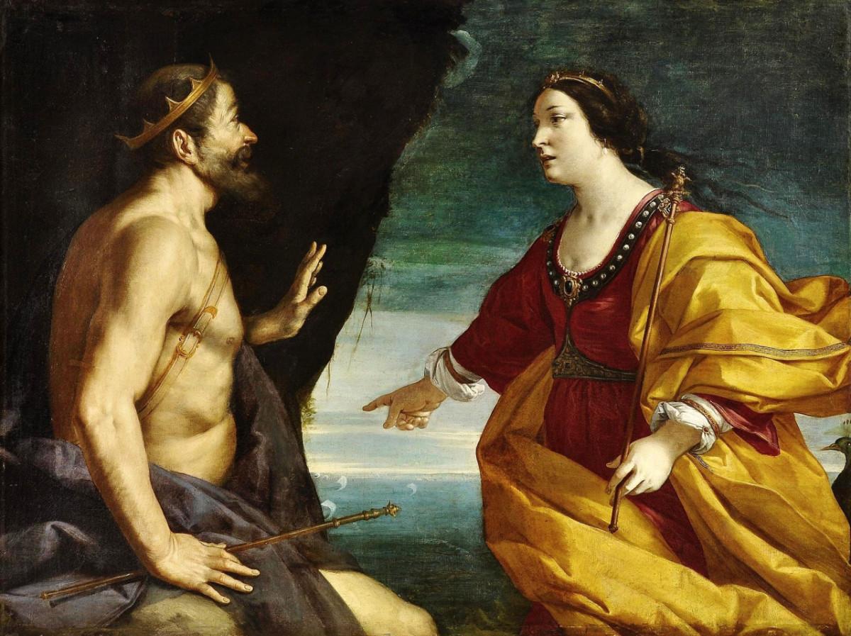 Matronalia was held in reverence of Juno, the goddess of women.