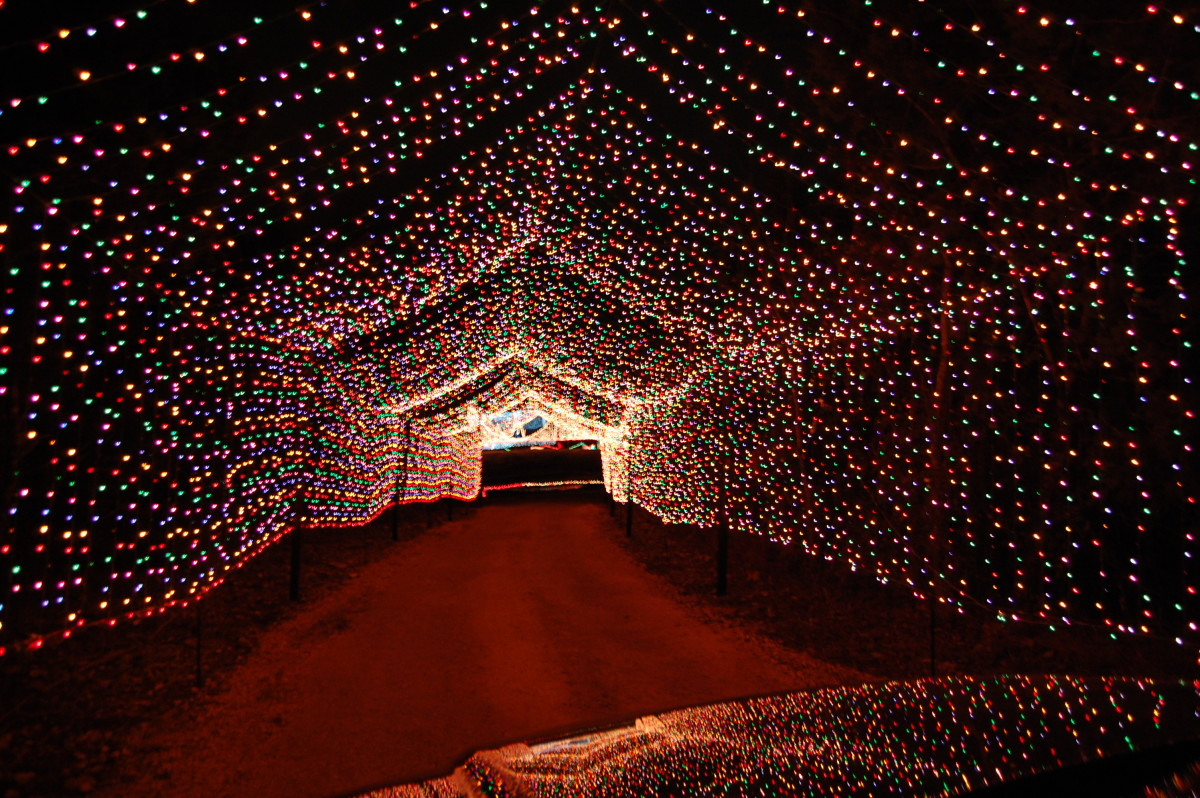 12 Houses With Christmas Lights Set to Trans Siberian Orchestra Music