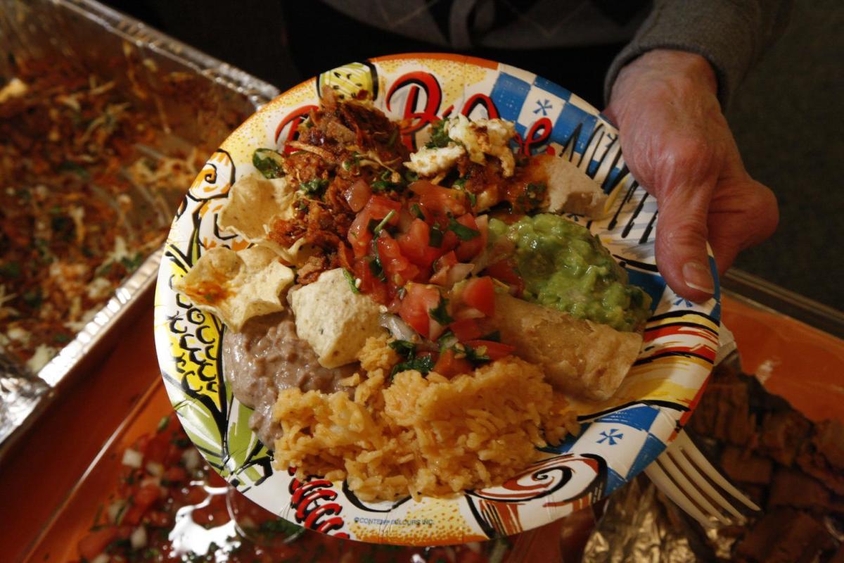 Cinco De Mayo - Mexican Potluck