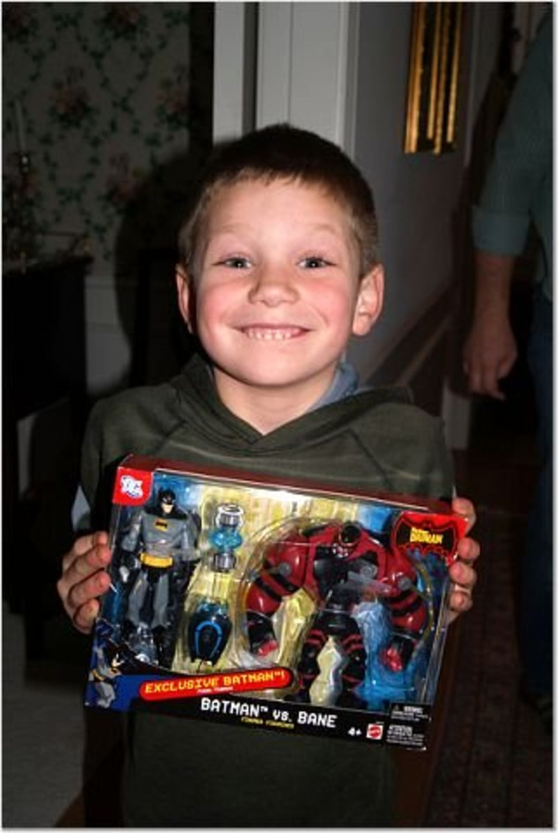Toys For 8 Yr Old Boys : Gift ideas for year old boys
