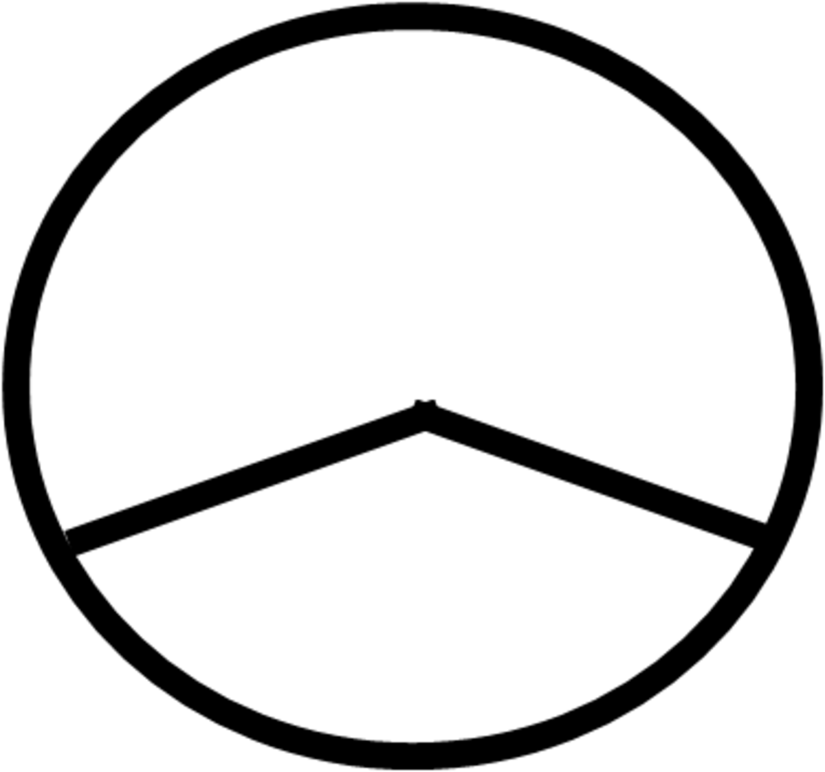 "The human symbol for the letter ""N""—nuclear."