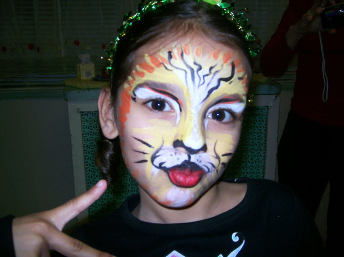 2d15b9973 Cat Face Painting for Children: Designs, Tips and Tutorials | Holidappy