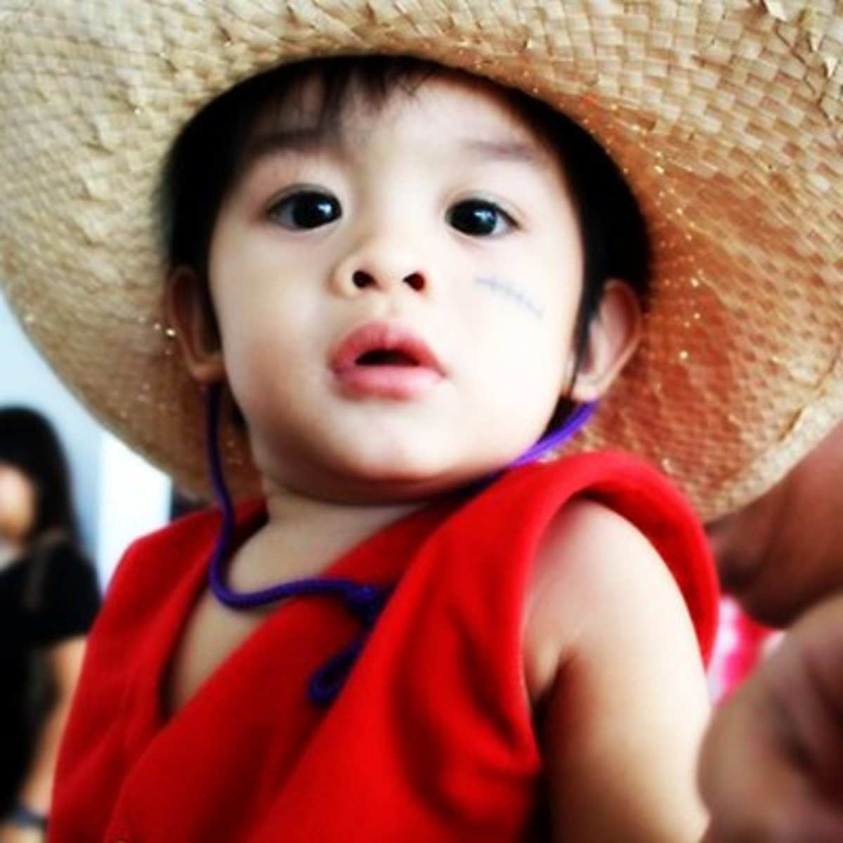 Monkey D. Luffy Kid Cosplay