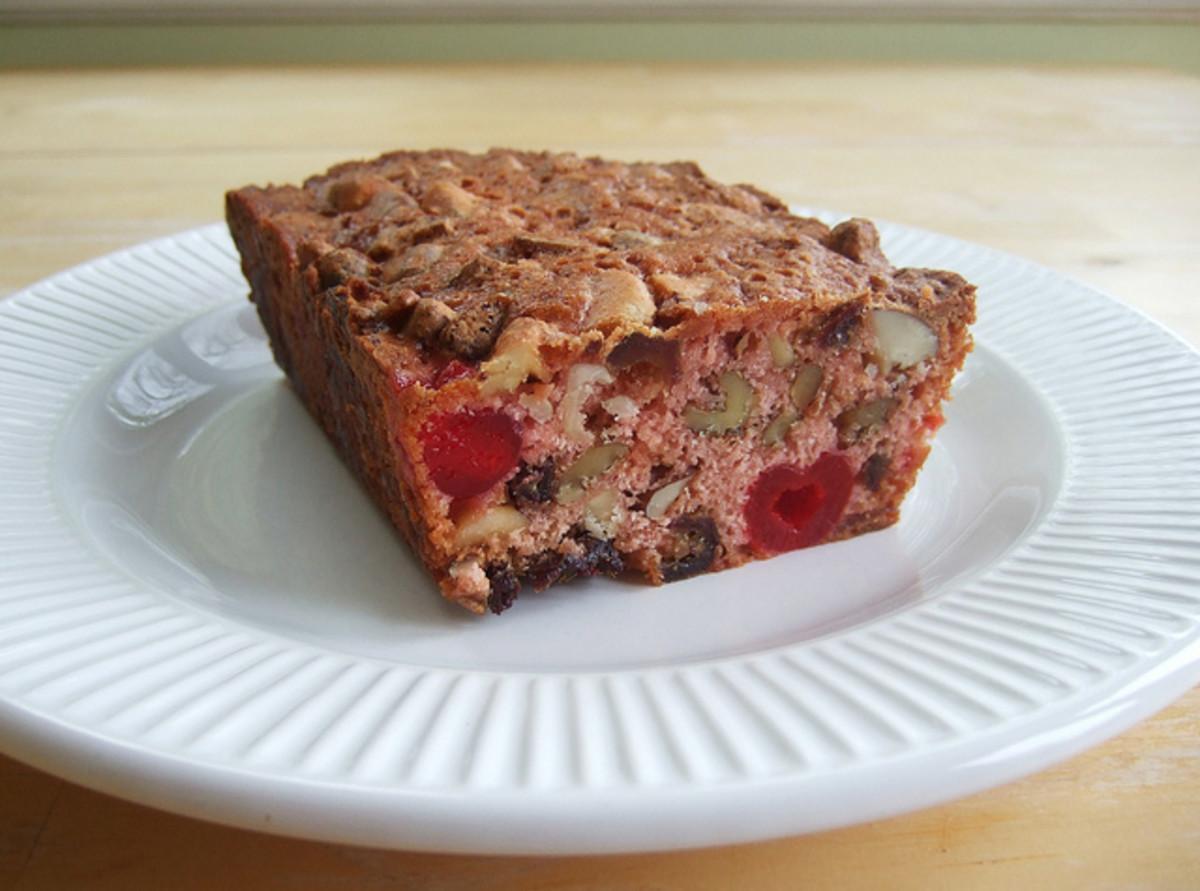 Grandma's Fruitcake
