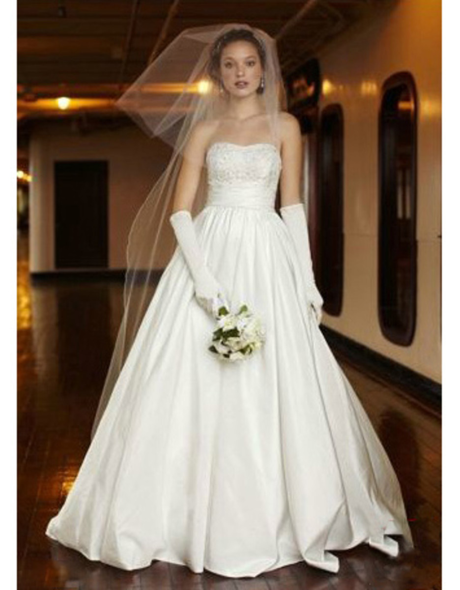 how to make your own wedding dress