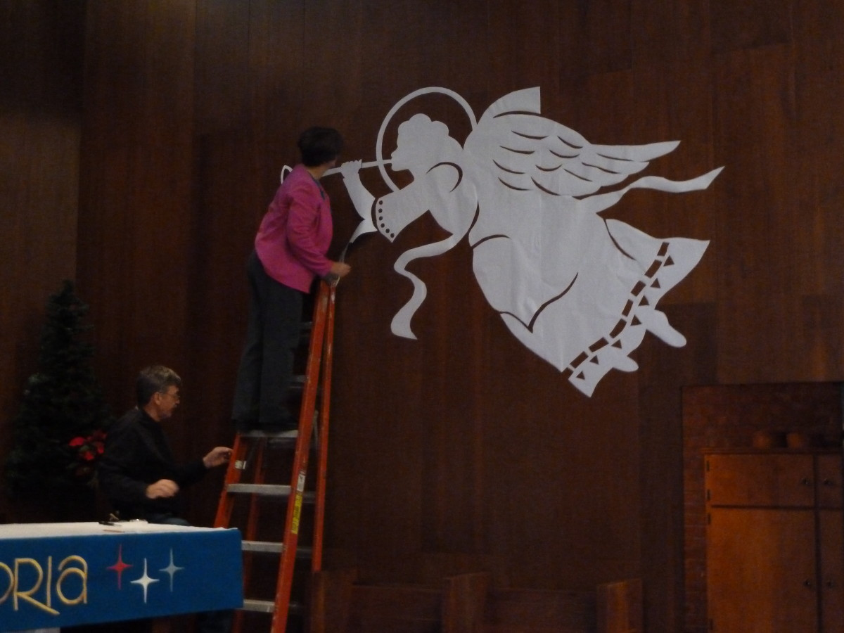 Installing the Angel