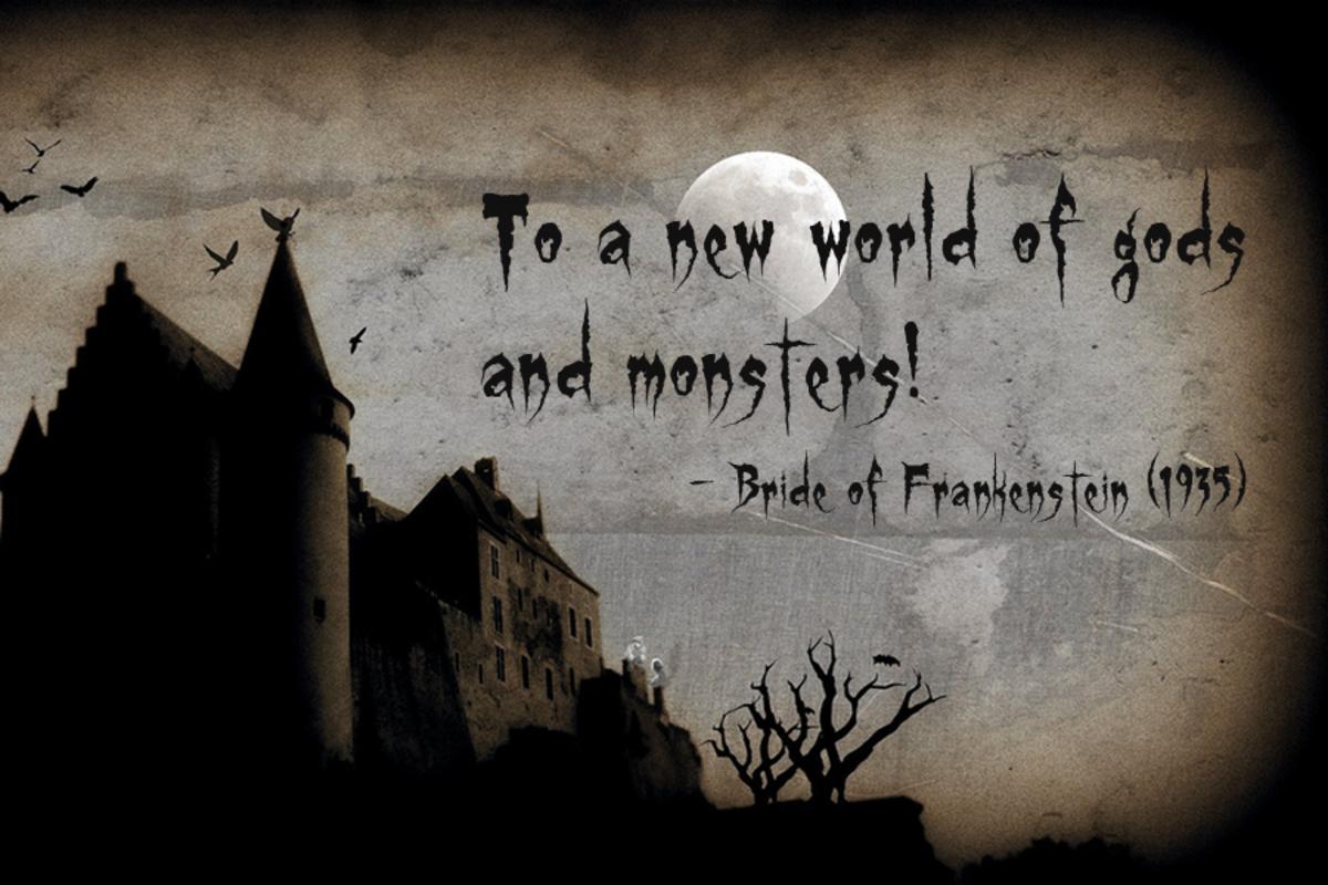 A Horror Castle