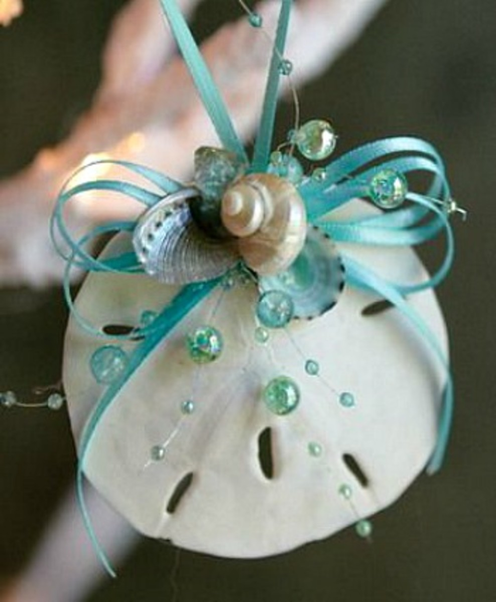 How To Make Natural Christmas Ornaments