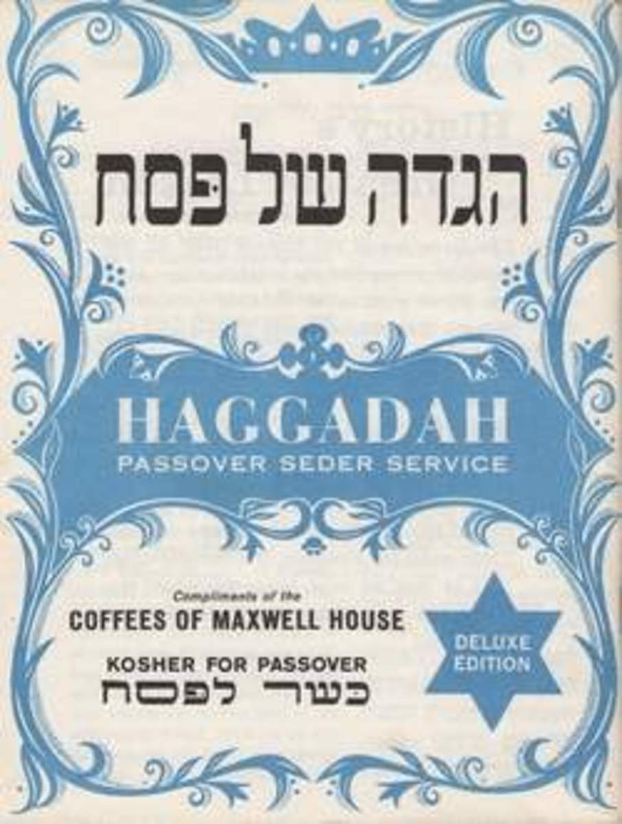Traditional Haggadah