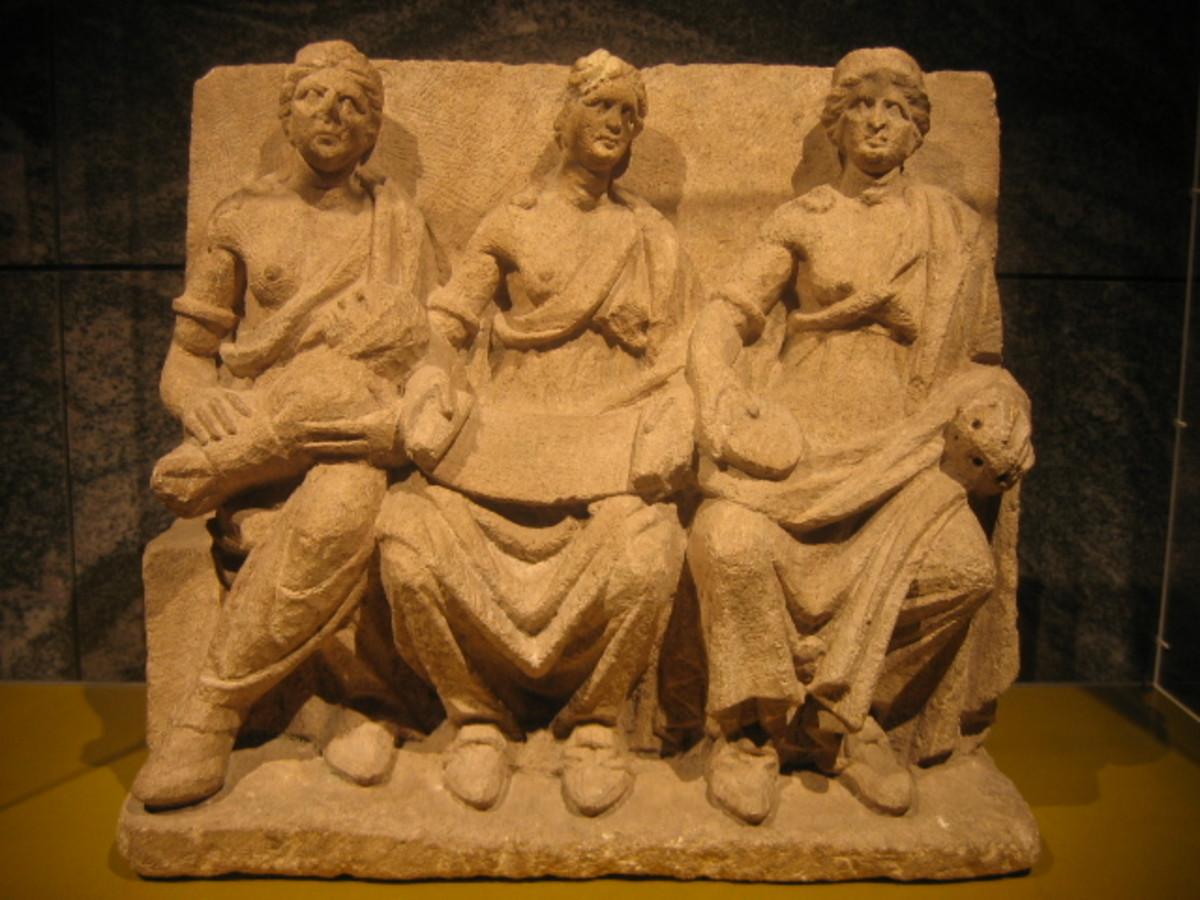 Celtic deities.