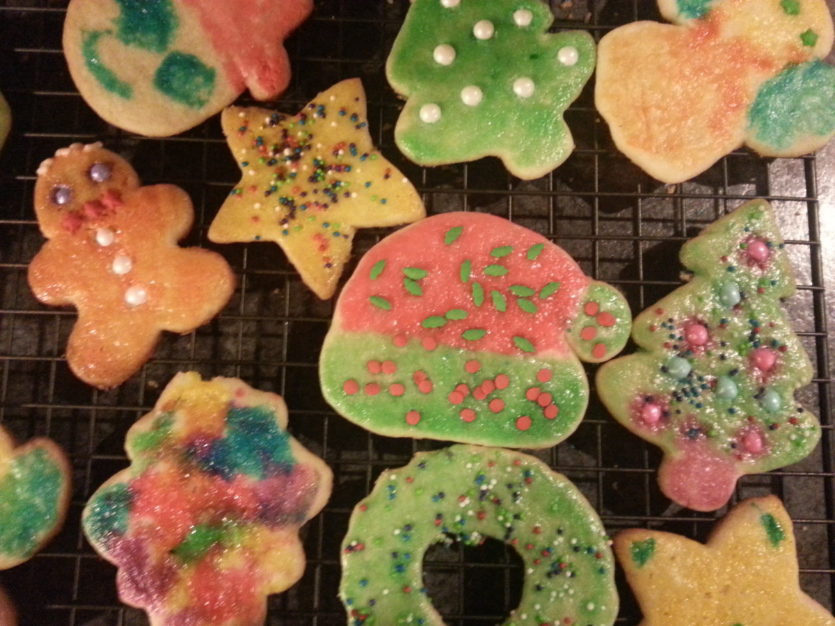 Don't forget to leave cookies for Santa!