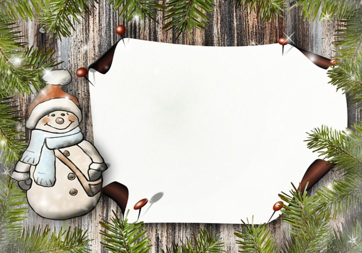 Diy Christmas Card Ideas Holidappy Celebrations