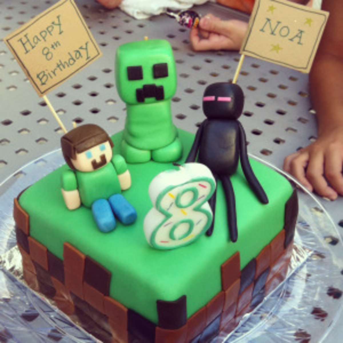 Minecraft Party Ideas Holidappy