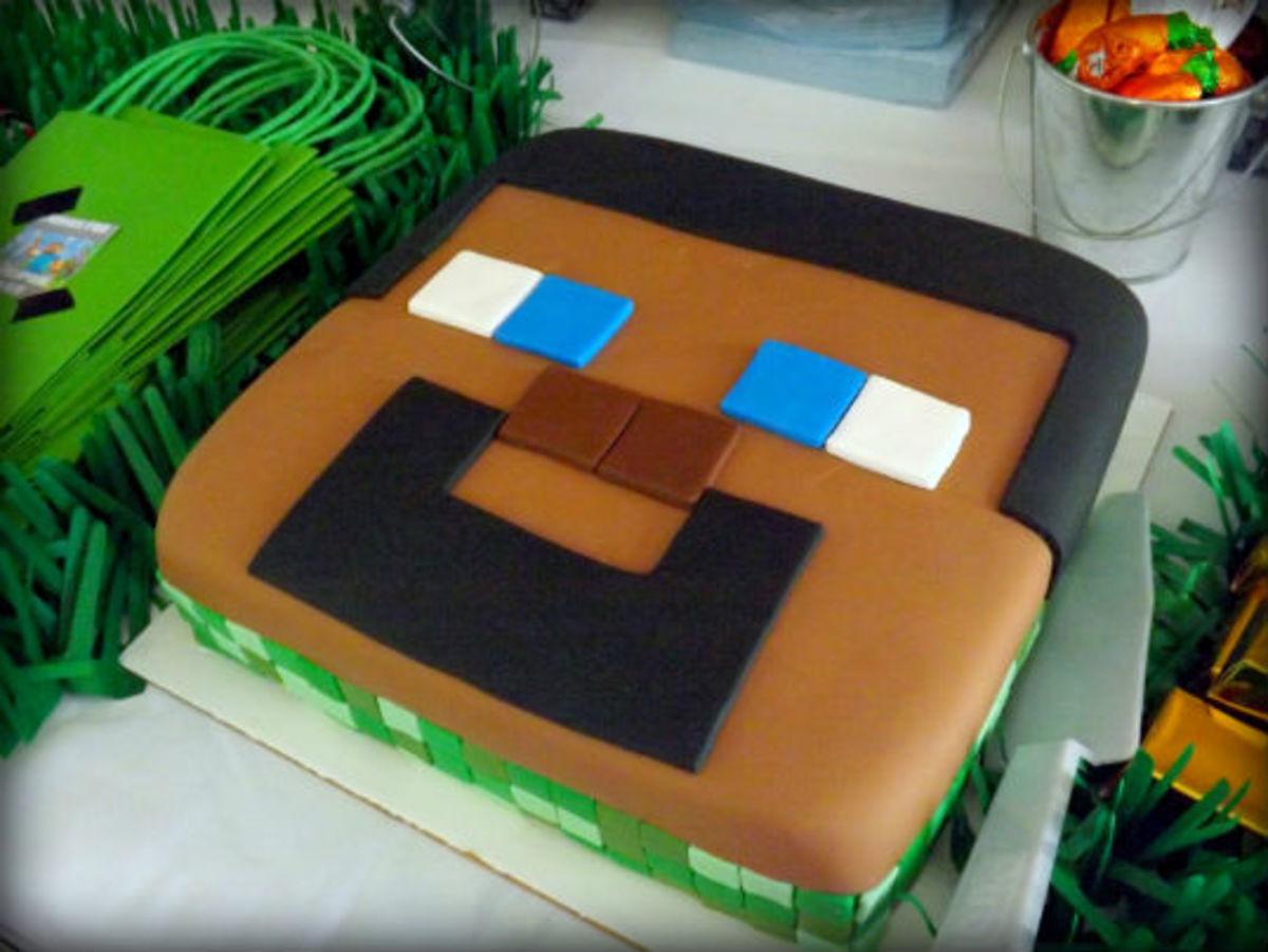 Minecraft 'Steve'