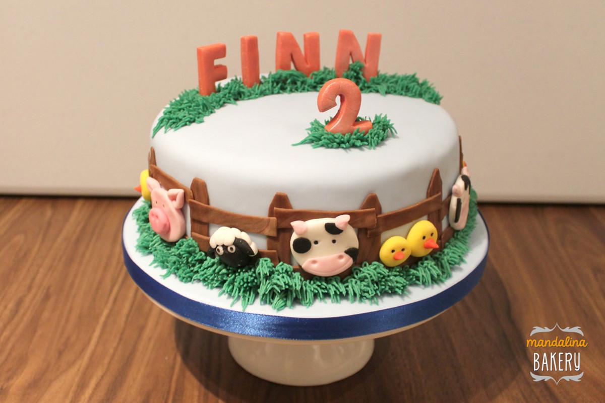 Farm cake by Mandalina Bakery