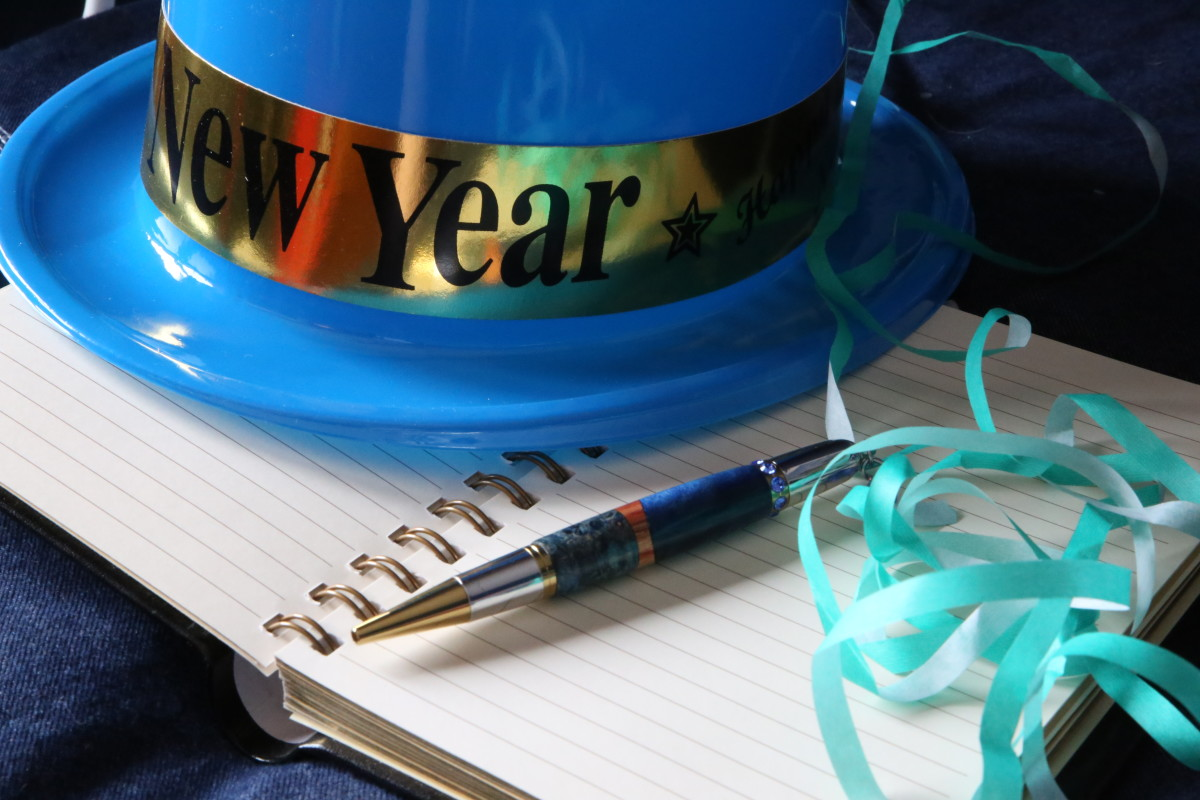 Create a plan for accomplishing your goals, and make your New Year's resolution stick this year.
