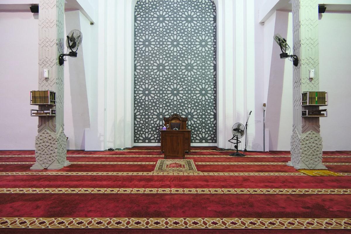 Masjid Jenderal Besar Soedirman, Purwokerto, Indonesia