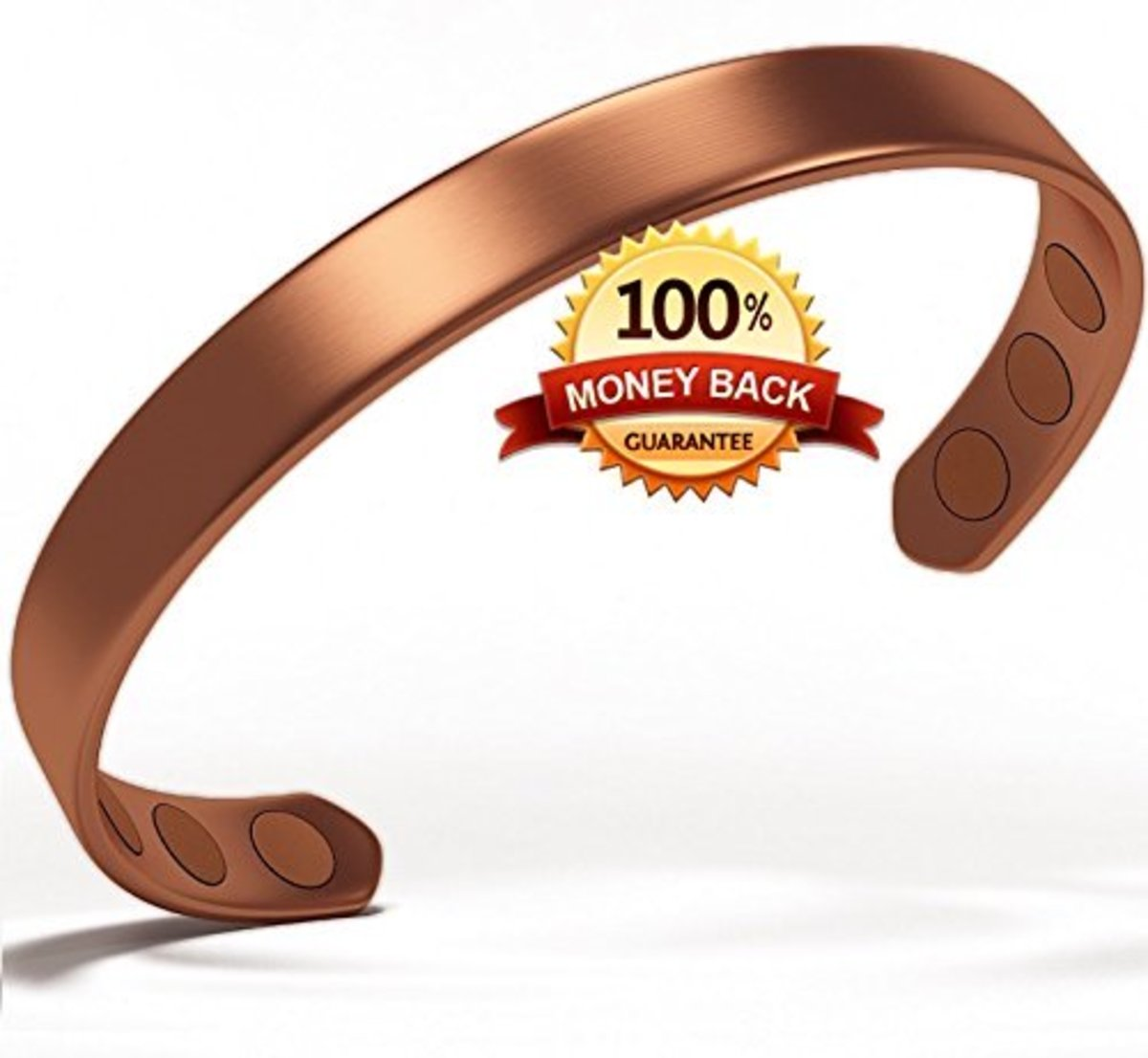 Many people swear by the benefits received from the use of copper bracelets.