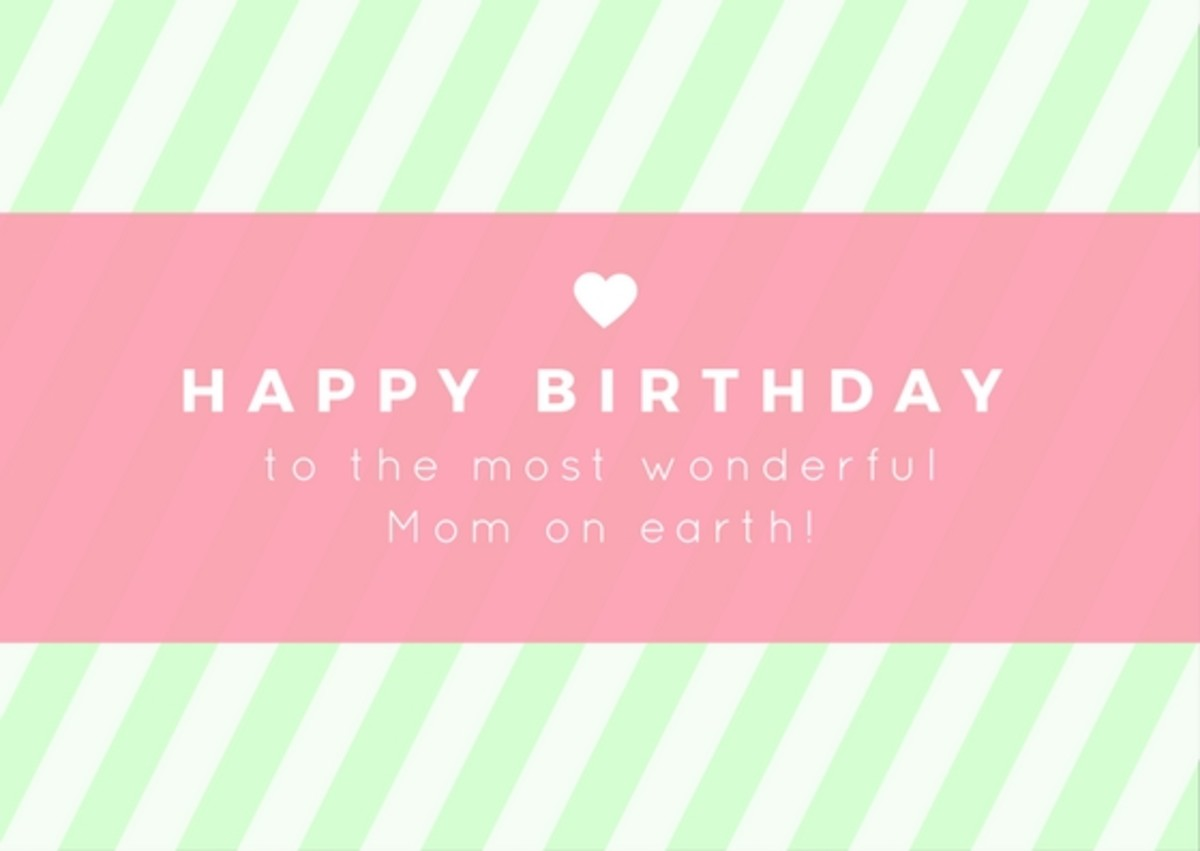 Try to add a personal element to whichever birthday message resonates with you to make it your own.