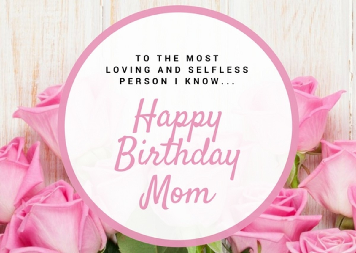 Moms love gifts as much as the rest of us, but a thoughtful card will be cherished for years.