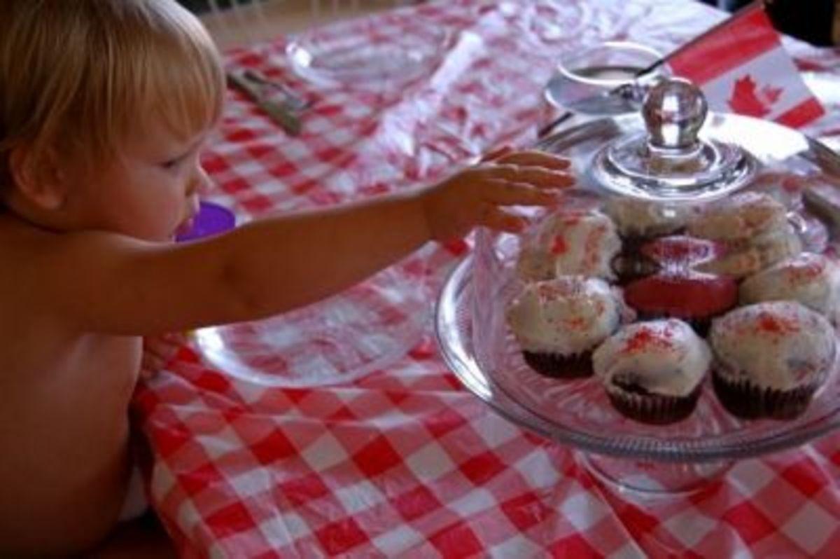 Irresistable Cupcakes