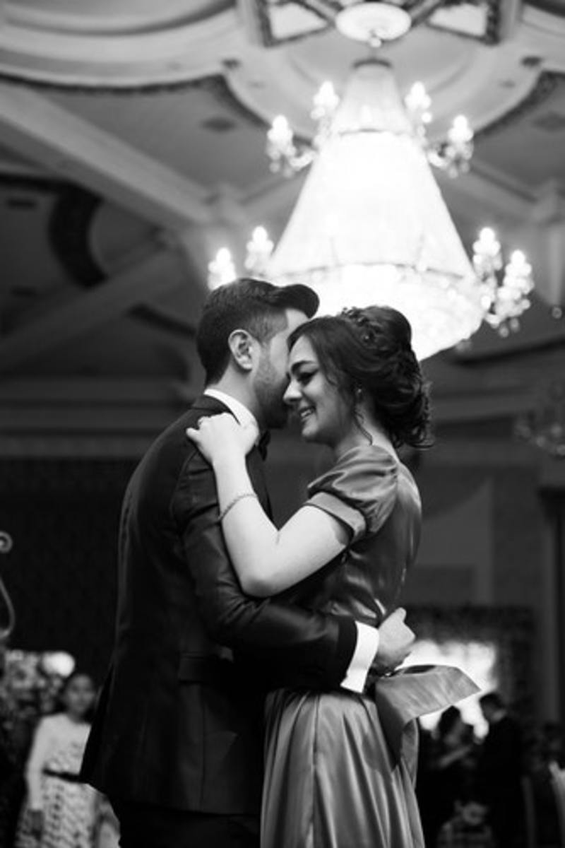 A wedding is a celebration of love for everyone in attendance.