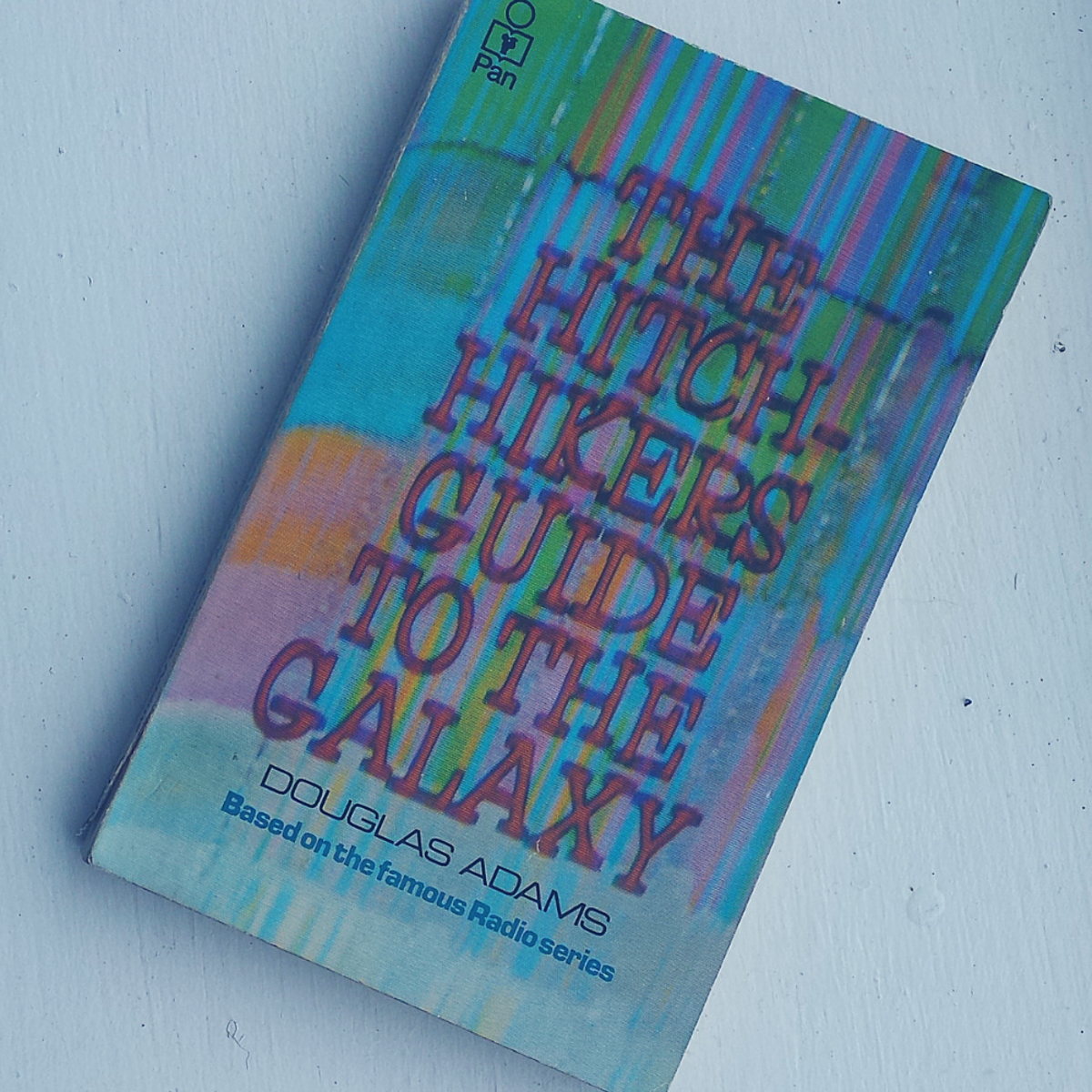 The quintessential nerd book: The Hitchhiker's Guide to the Galaxy. I don't think you can call yourself a nerd if you haven't read it.